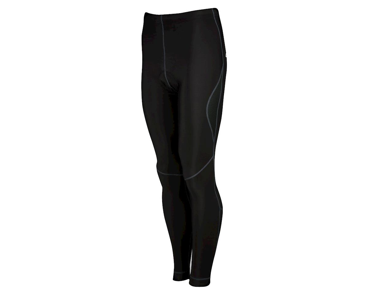 Louis Garneau Ridge Thermal Chamois Tights - Performance Exclusive (Black)