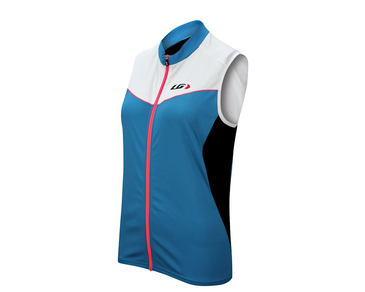 Louis Garneau Women's Pro Ice Sleevless Jersey - Performance Exclusive (Blue)