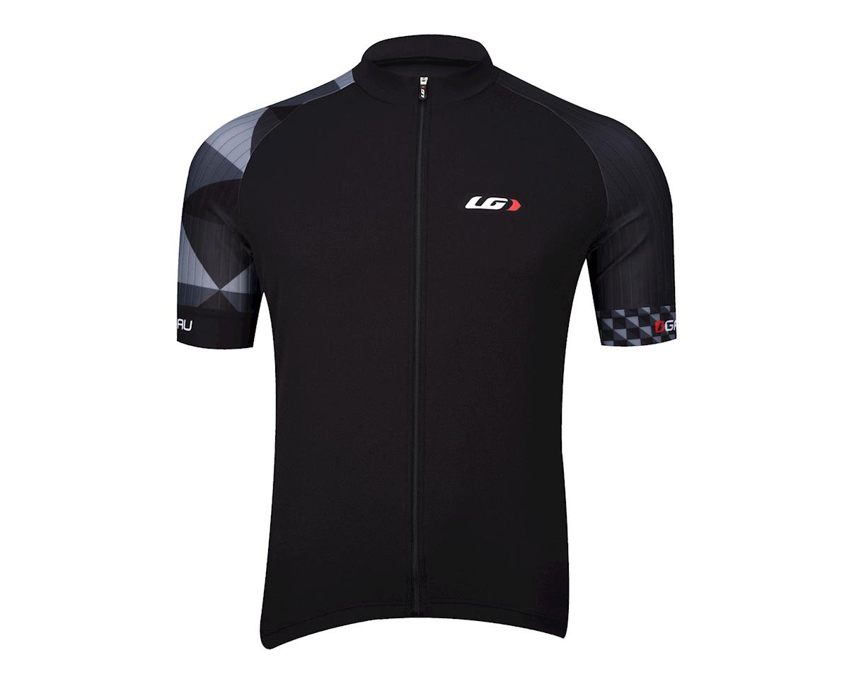Louis Garneau CB Racer Jersey - Performance Exclusive (Black/Grey)