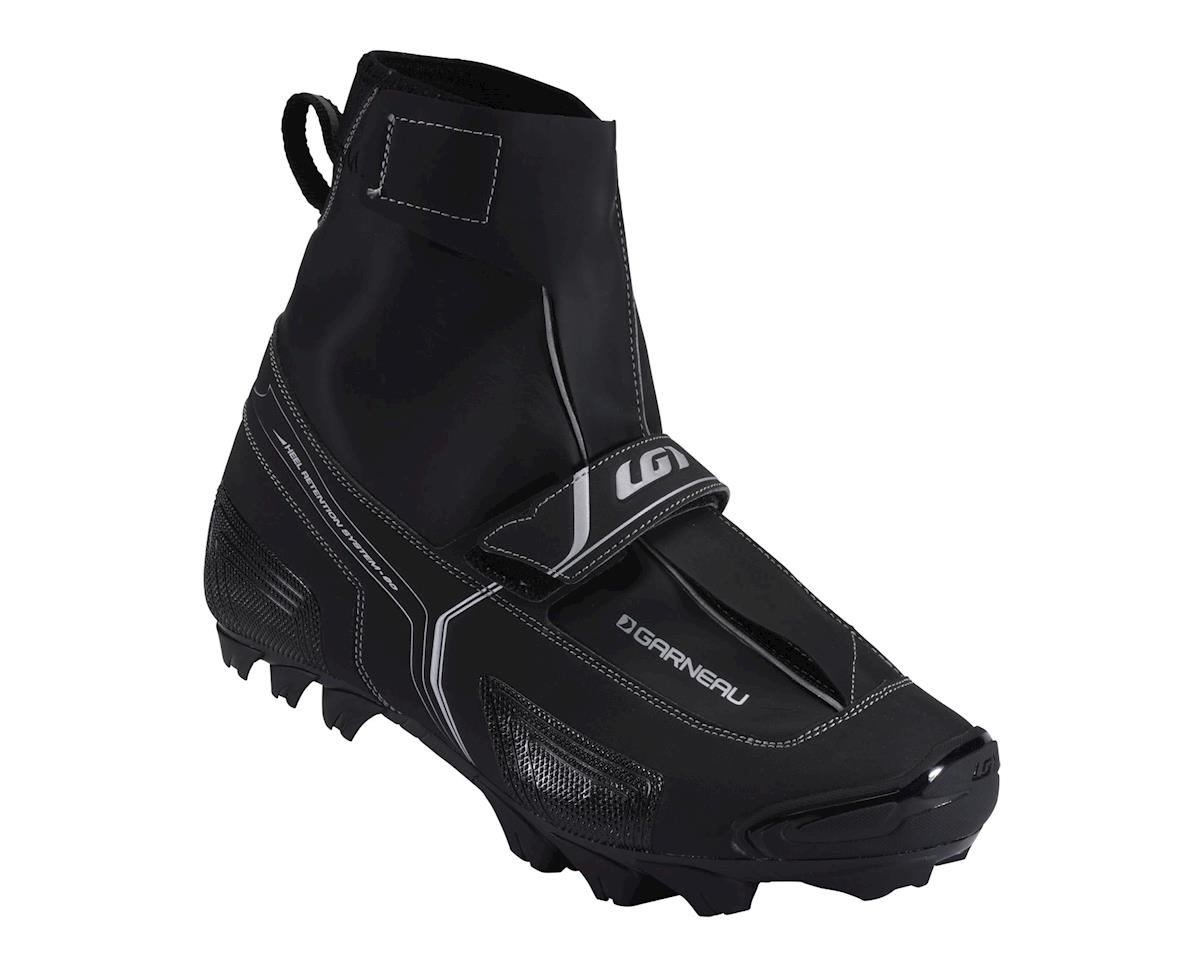 Louis Garneau Frontier Winter Cycling Shoes - Performance Exclusive (Black/Grey)