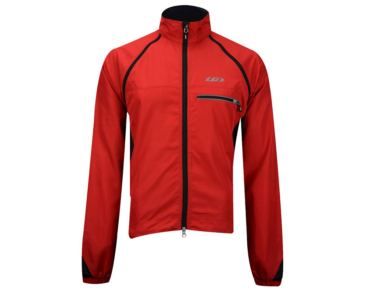 Louis Garneau Electra Convertible Jacket -- Performance Exclusive (Red) (Xsmall)