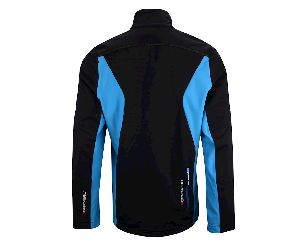 Louis Garneau Sport Enerblock Jacket - Performance Exclusive (Blue/Black) (Xsmall)