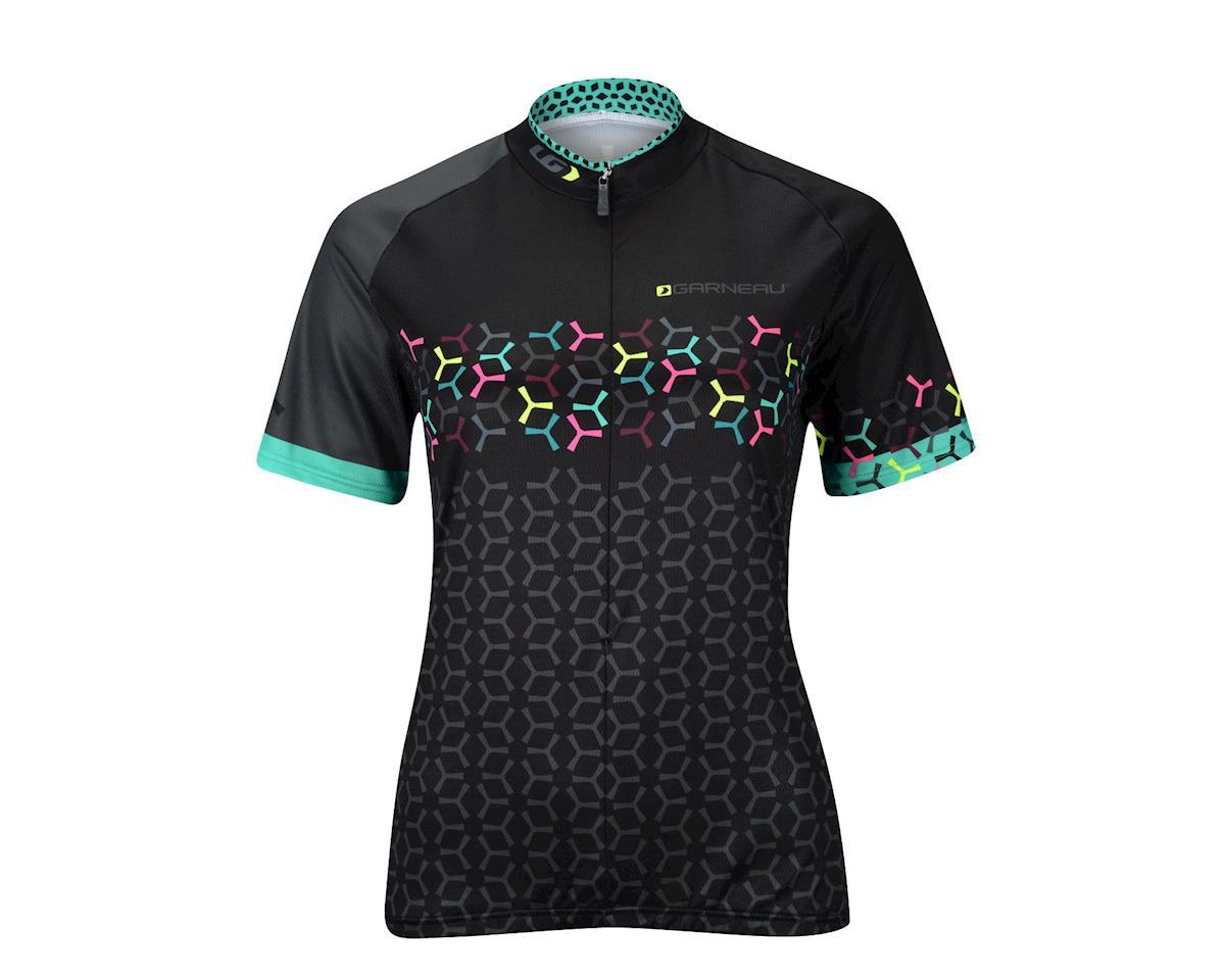Louis Garneau Women's Tour Short Sleeve Jersey - 2016 Performance Exclusive (Black)