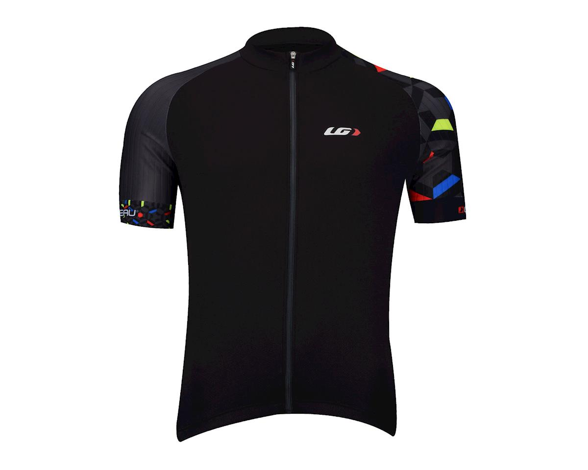 Louis Garneau CB Carbon Race Short Sleeve Jersey - Performance Exclusive (Black)
