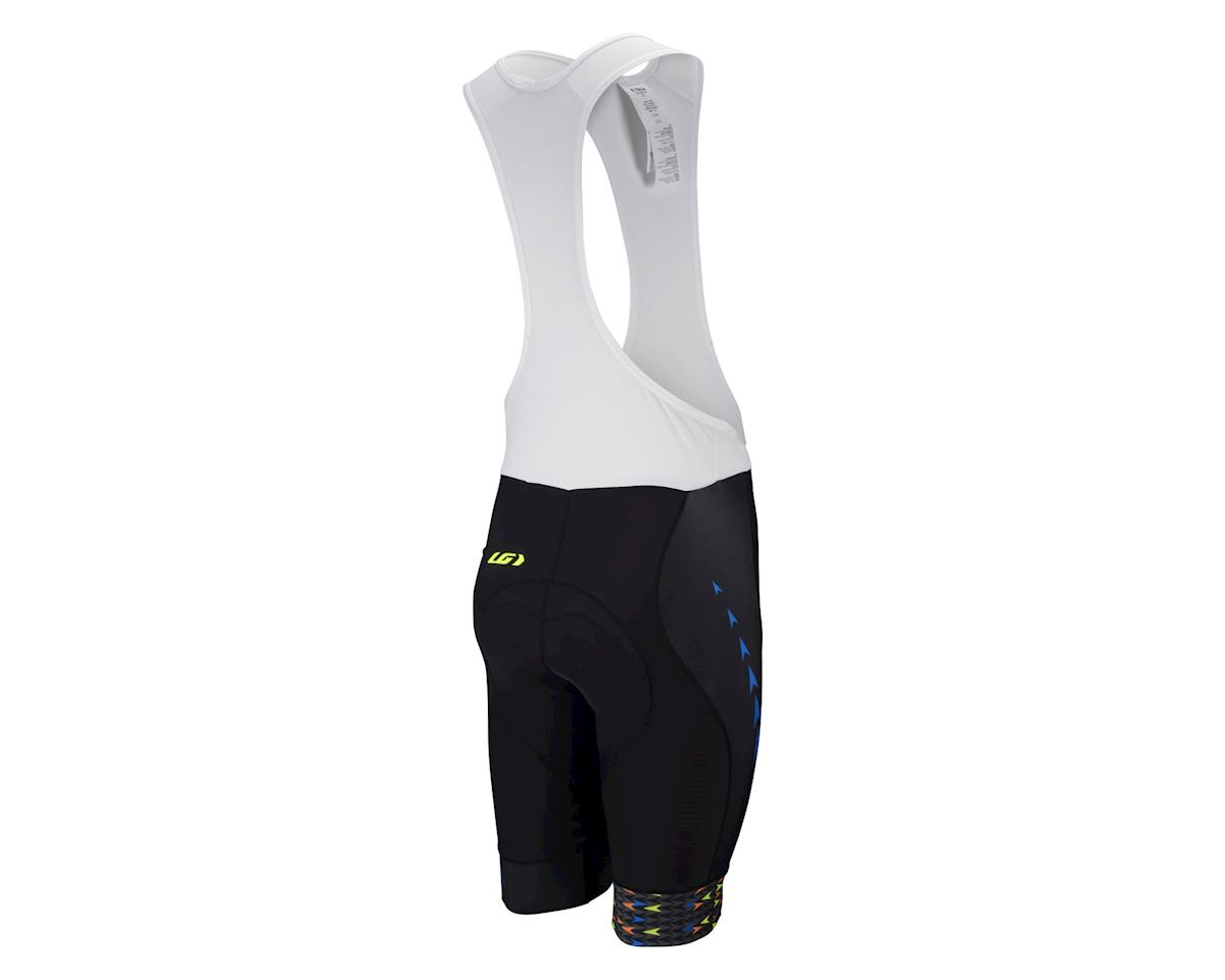 Louis Garneau Factory Bib Shorts - 2016 Performance Exclusive (Black/Blue)