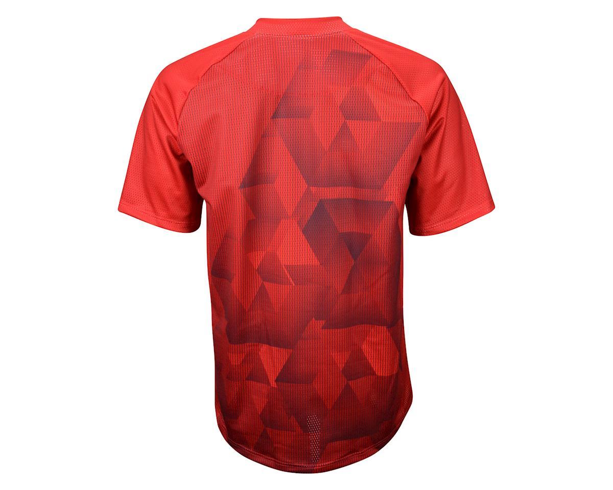 Louis Garneau Span Short Sleeve Jersey (Red)