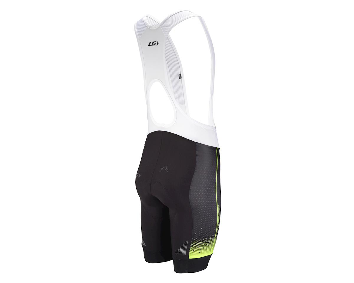 Louis Garneau Course Superleggera Bib Shorts (Black/White)