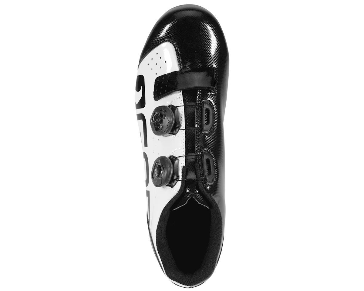 Louis Garneau Strike BOA Road Shoes - Performance Exclusive (Black/White)