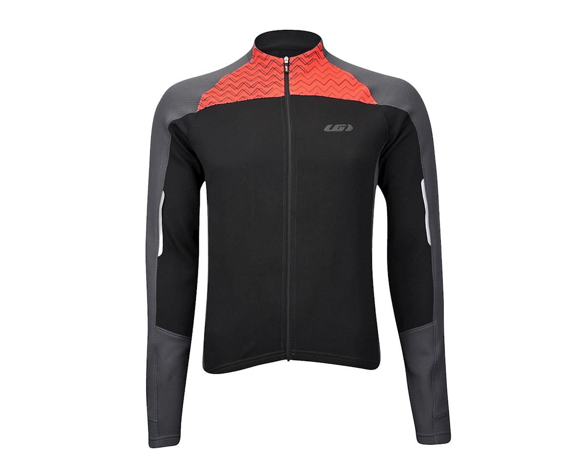 Louis Garneau Tirreno Pro Thermal Jersey - Performance Exclusive (Black/Grey)