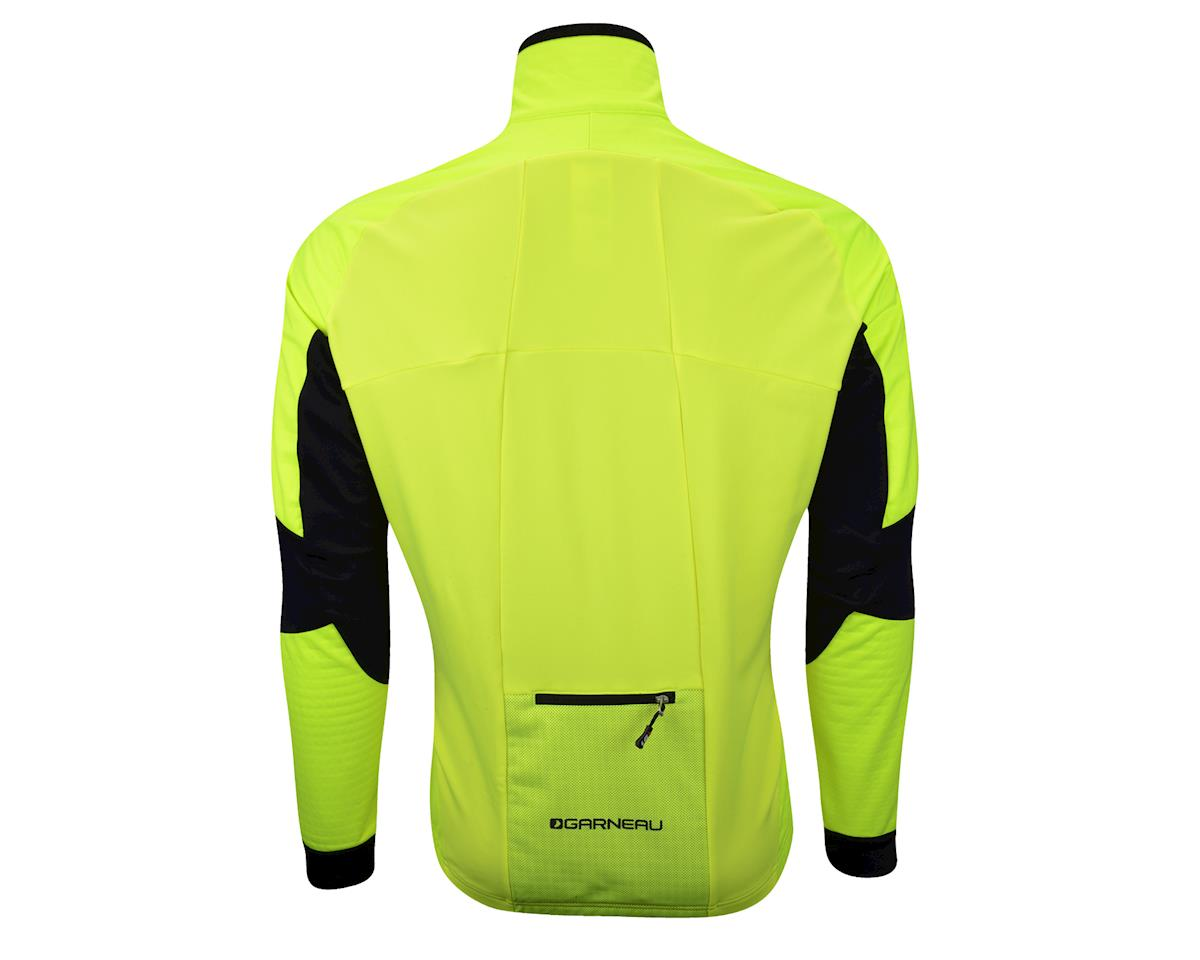 Louis Garneau New Enerblock Jacket - Performance Exclusive (Matte Black/High Vis)