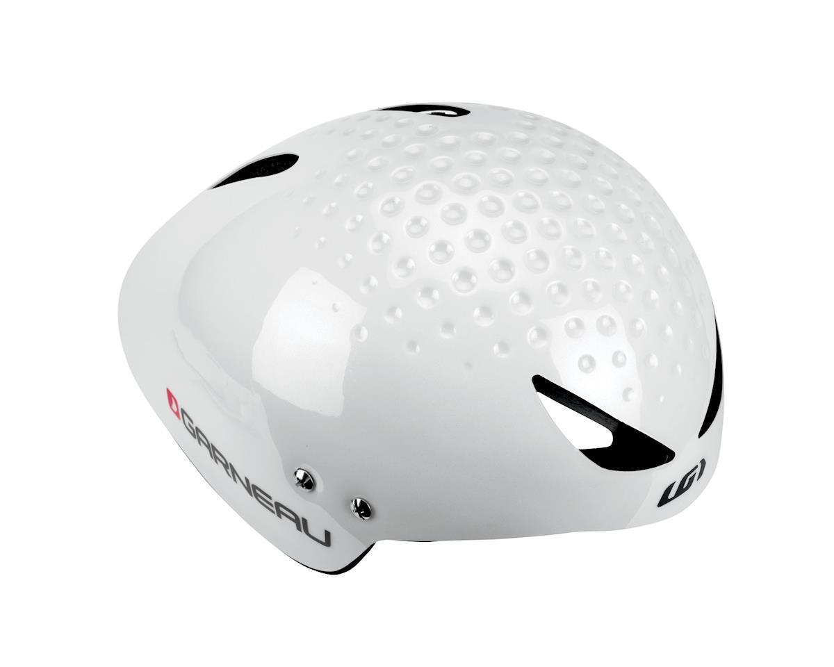 Louis Garneau P-06 TT/Triathlon Helmet (White)