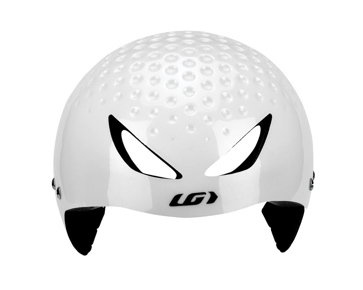 Image 4 for Louis Garneau P-06 TT/Triathlon Helmet (White)