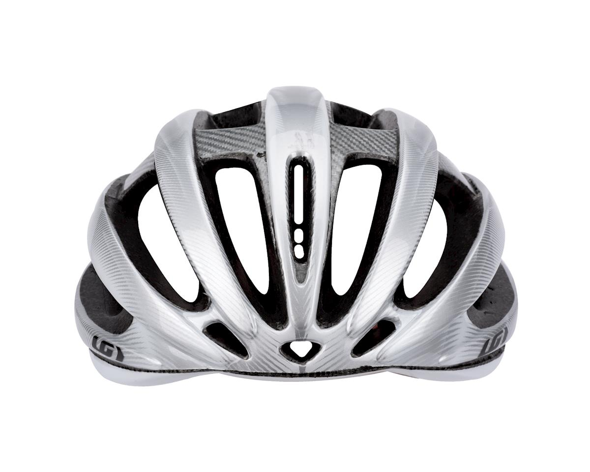 "Image 4 for Louis Garneau Quartz II Road Helmet (White) (Extra Large 24.5-25.75"")"