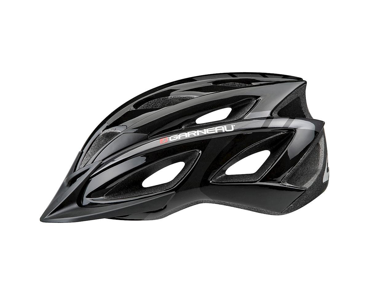 """Louis Garneau Le Tour Sport Helmet (Black-Gray) (Universal Adult 20.25-23.5"""")"""