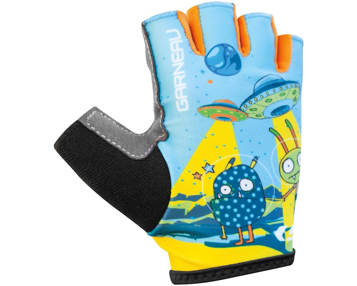 Louis Garneau Kid Ride Cycling Gloves (Monster) (2)