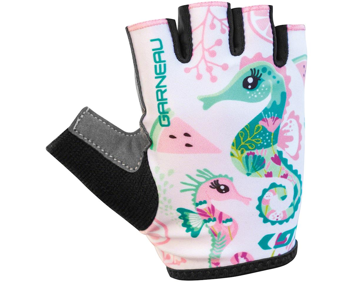 Louis Garneau Kid Ride Cycling Gloves (Sea Horse) (2)
