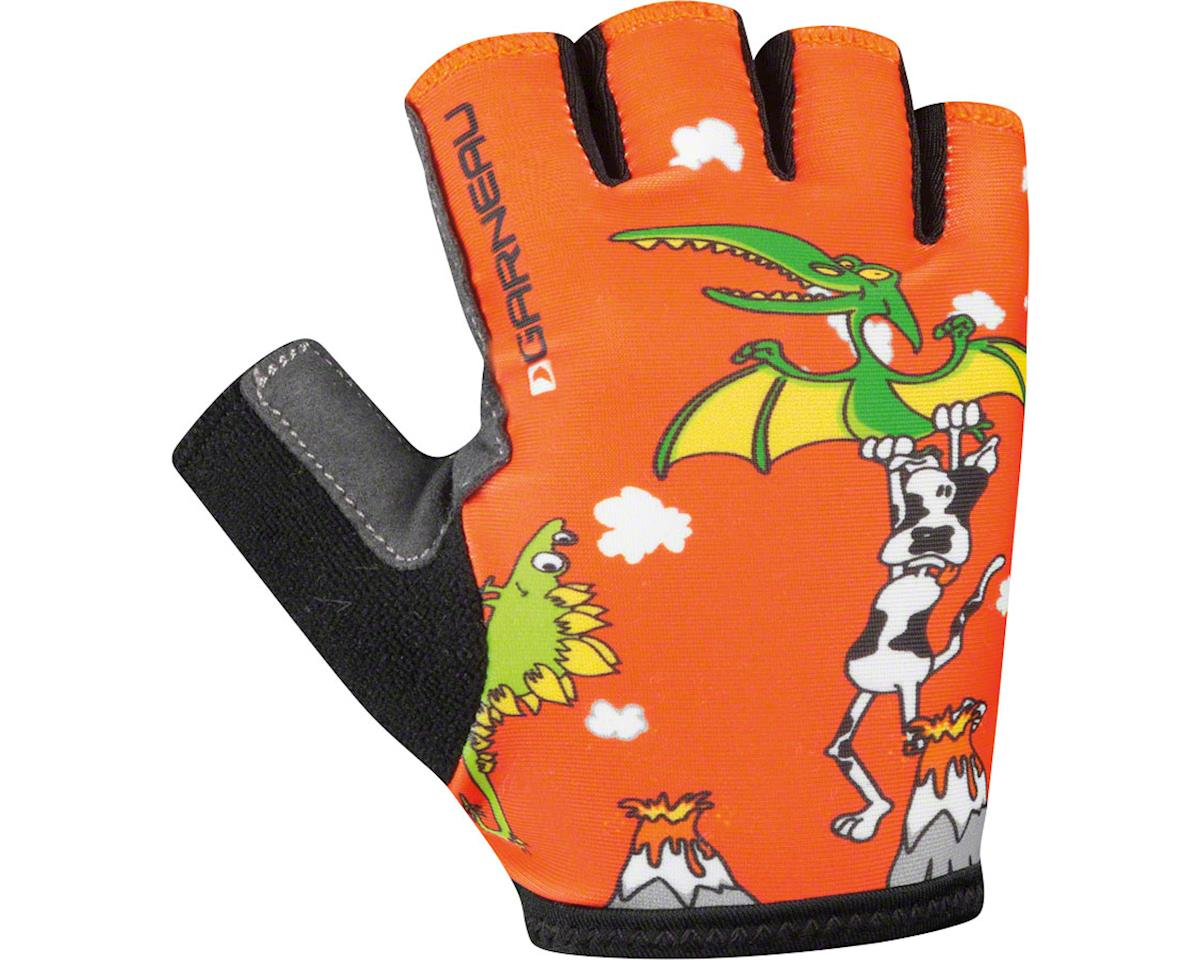 Louis Garneau Kid Ride Cycling Gloves (Dragon) (Kids 4)