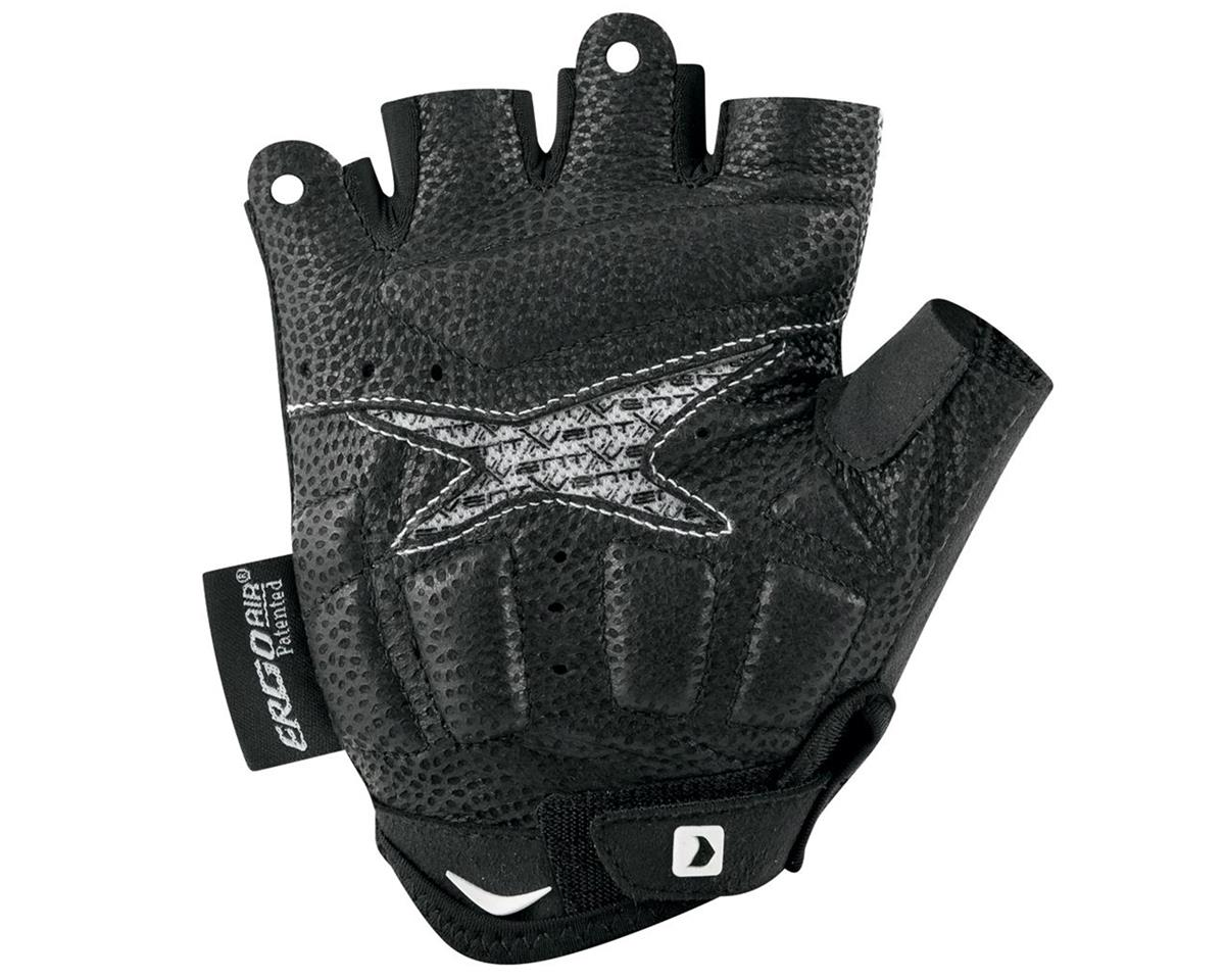 Louis Garneau Mondo 2 Women's Short Finger Bike Gloves (Black) (L)