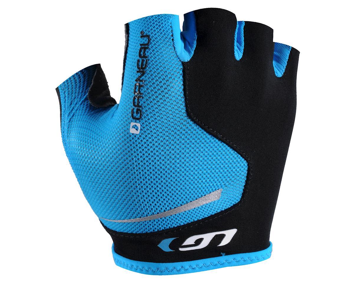 Image 1 for Louis Garneau Women's Flare Gloves (Blue/Black)