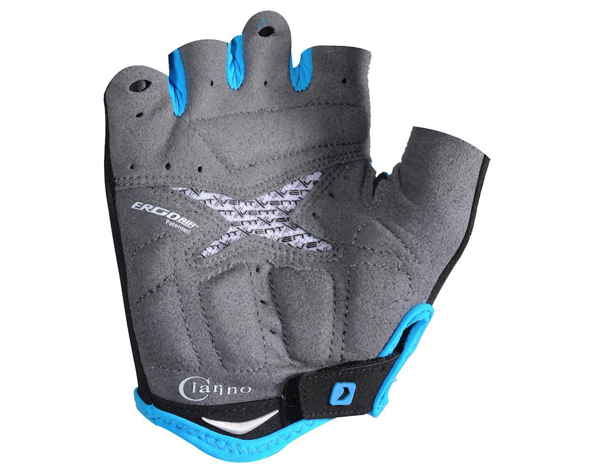 Image 2 for Louis Garneau Women's Flare Gloves (Blue/Black)