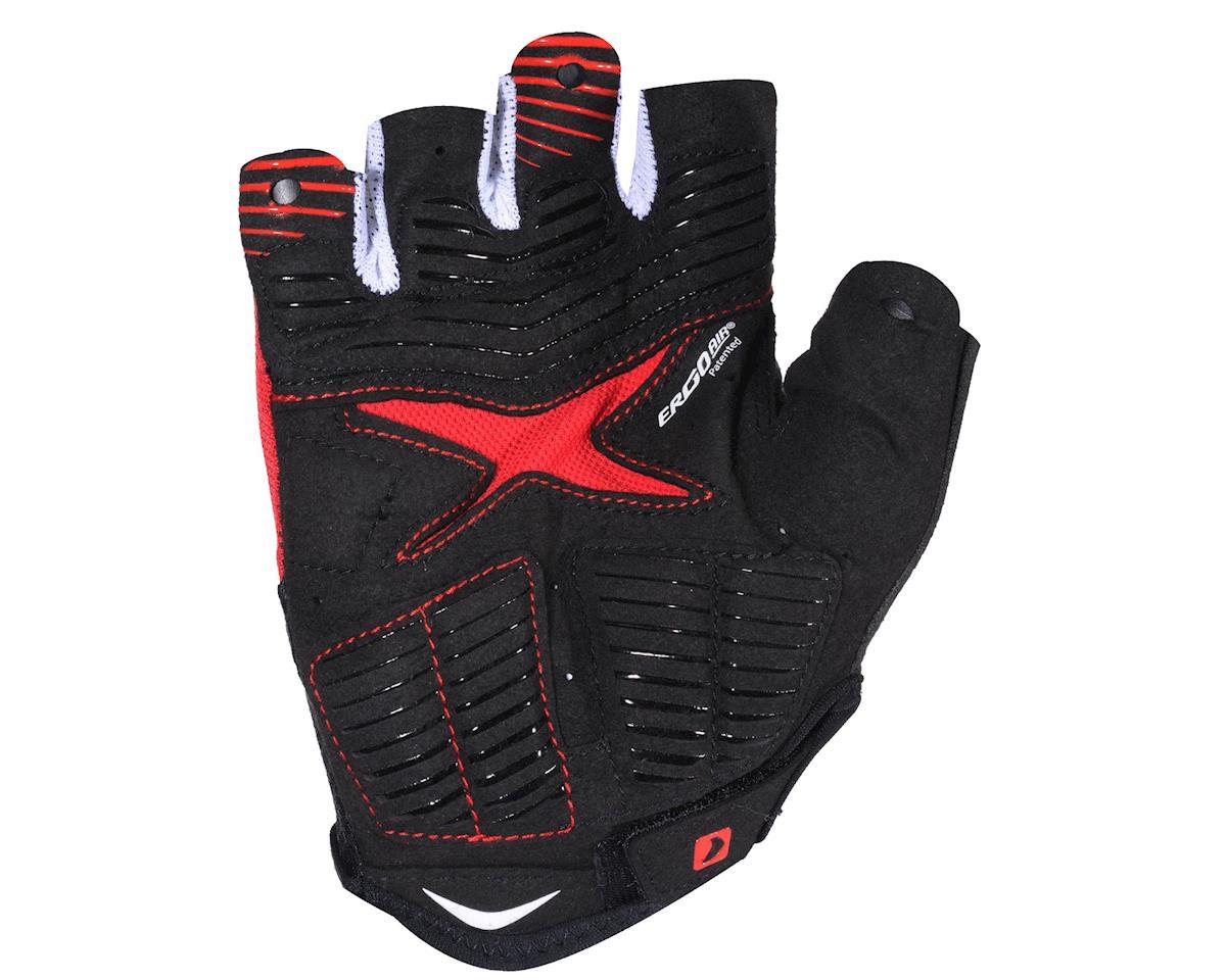 Louis Garneau Nimbus Evo Gloves (Black/Red) (M)