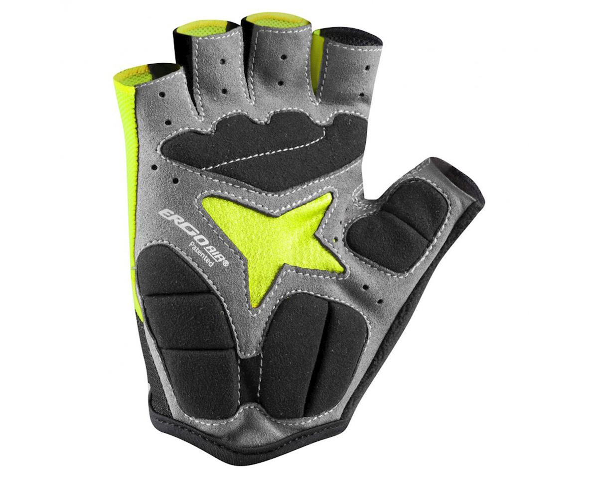Louis Garneau Men's Biogel RX-V Gloves (Bright Yellow) (L)