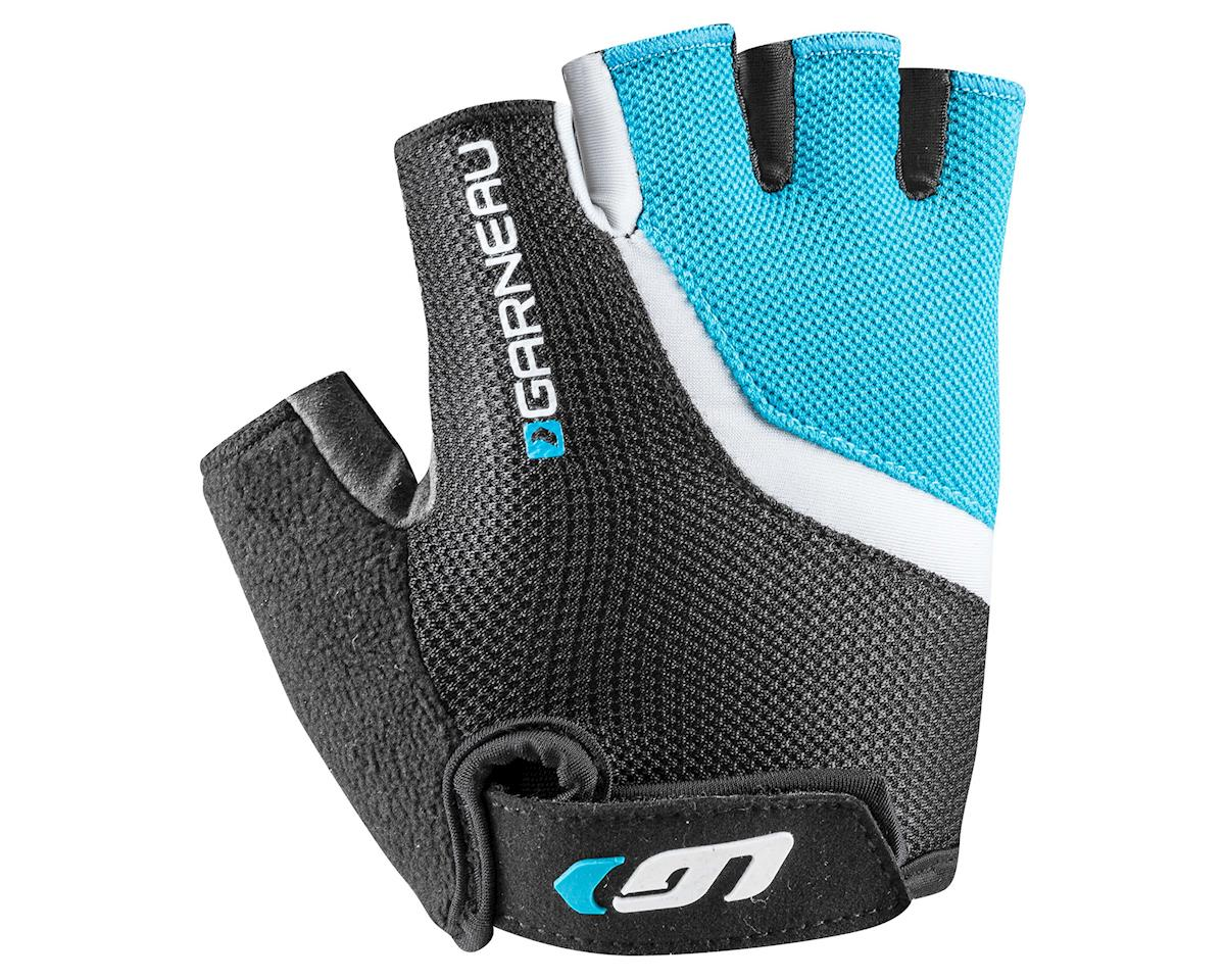 Louis Garneau Women's Biogel RX-V Gloves (Atomic Blue) (L)