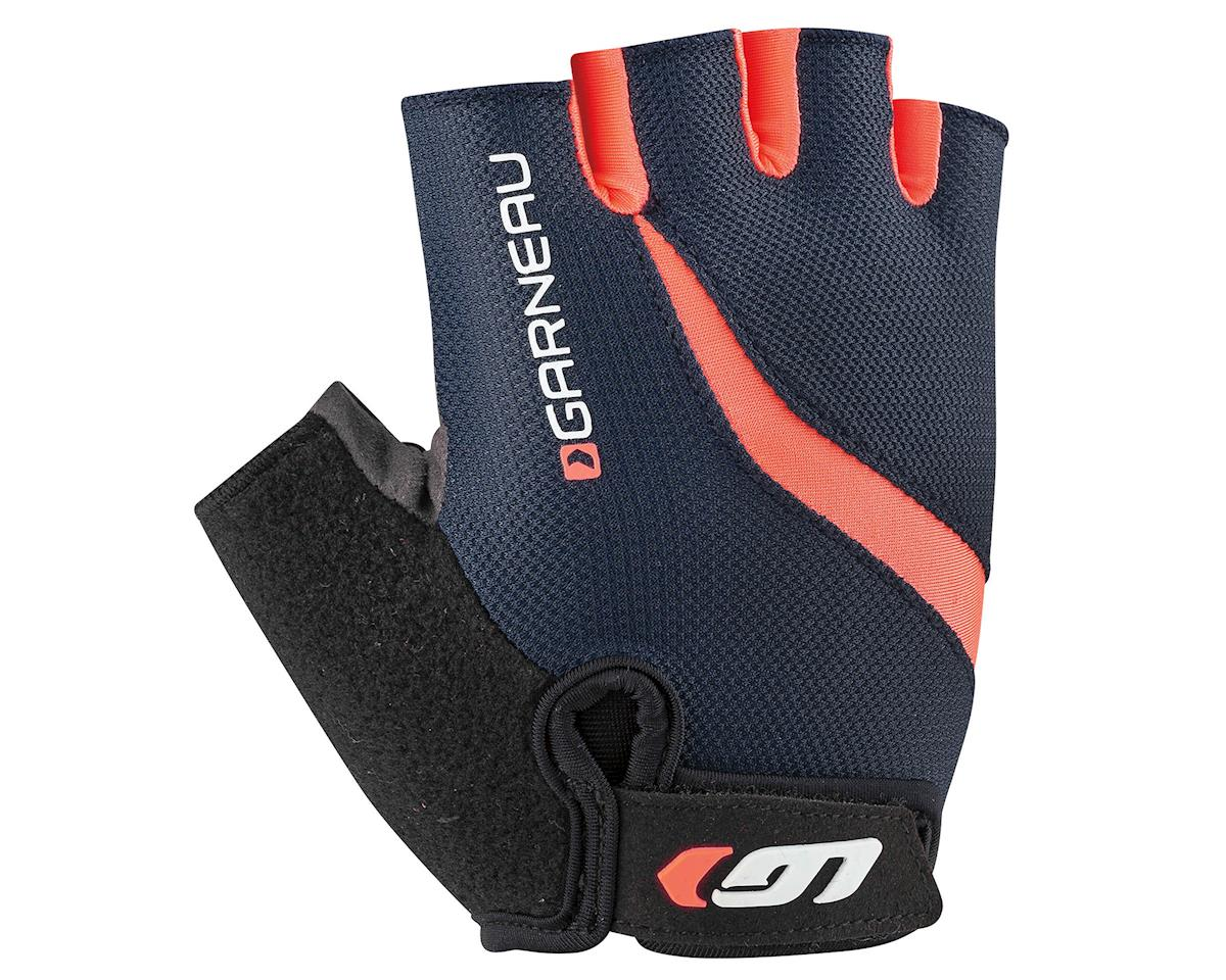 Louis Garneau Women's Biogel RX-V Gloves (Dark Night/Coral Mania)