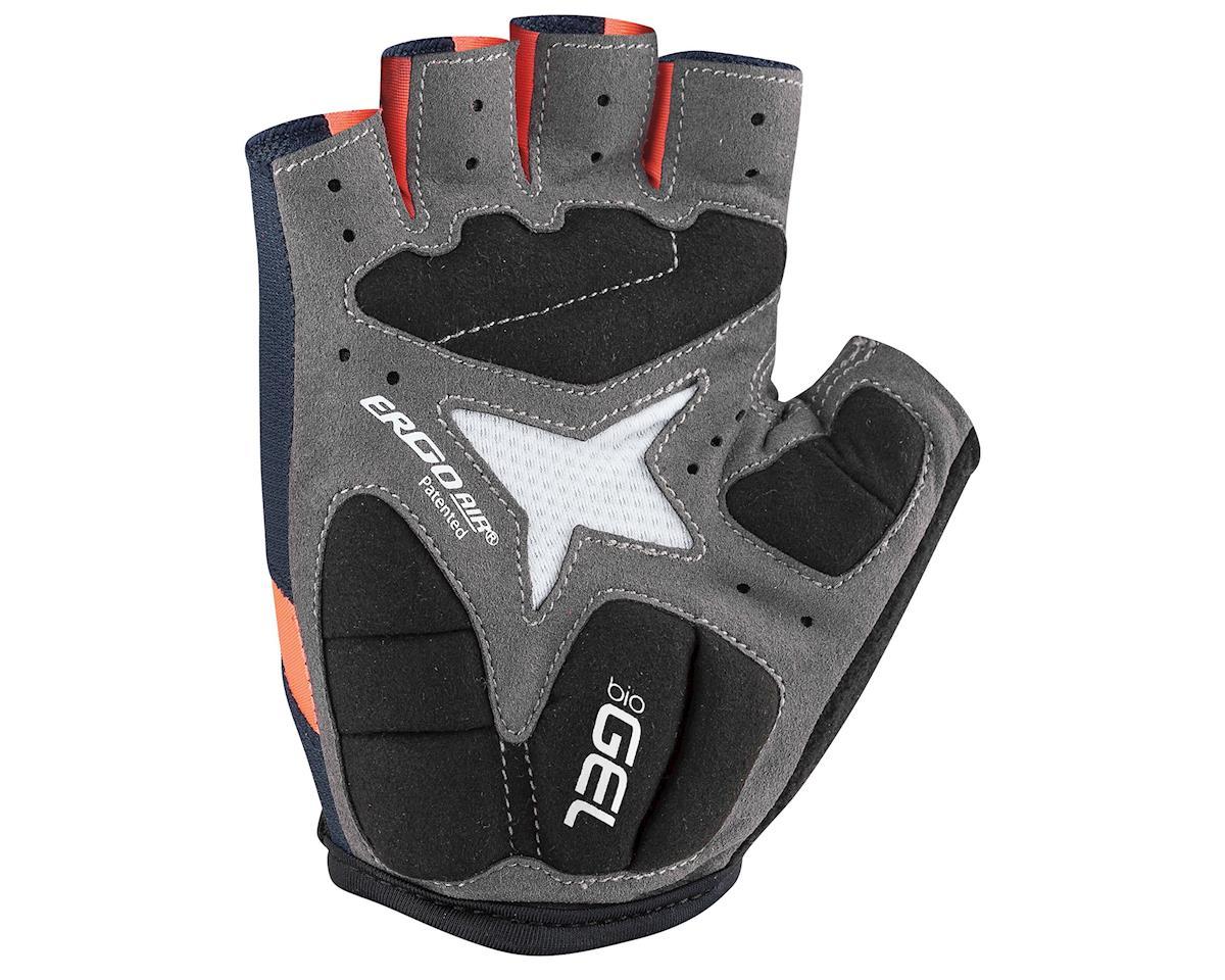 Louis Garneau Women's Biogel RX-V Gloves (Dark Night/Coral Mania) (S)
