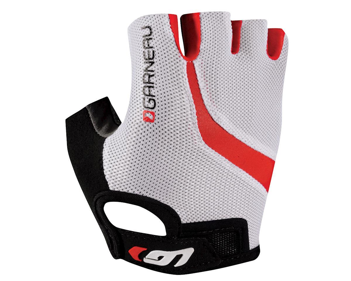 Louis Garneau Women's Biogel RX-V Gloves (Red/White) (L)