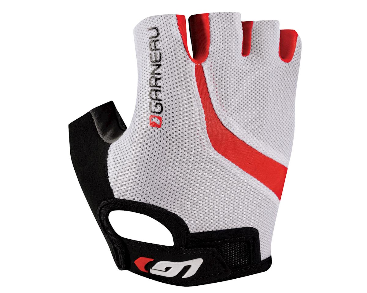Louis Garneau Women's Biogel RX-V Gloves (Red/White) (M)