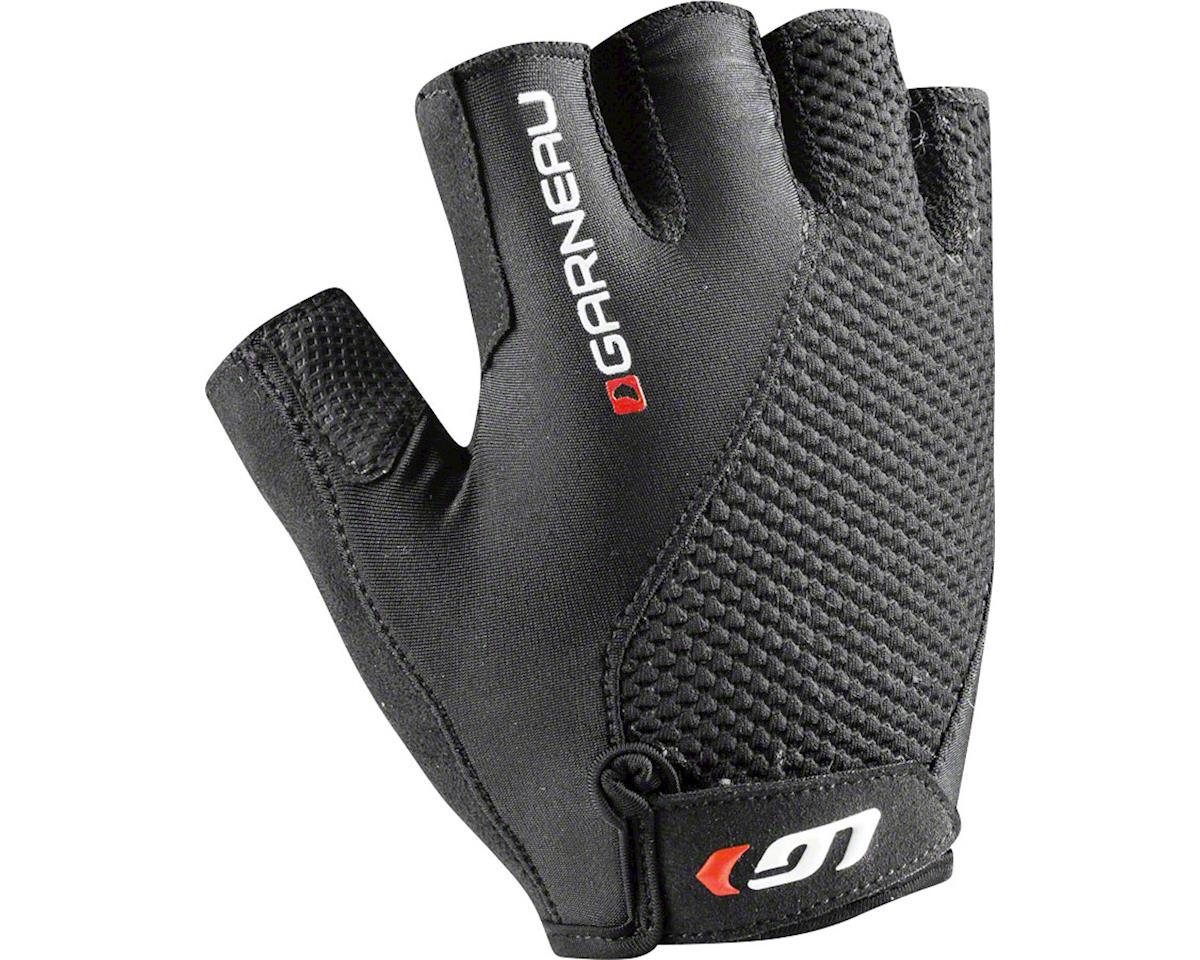 Louis Garneau Air Gel Plus Men's Cycling Gloves (Black)