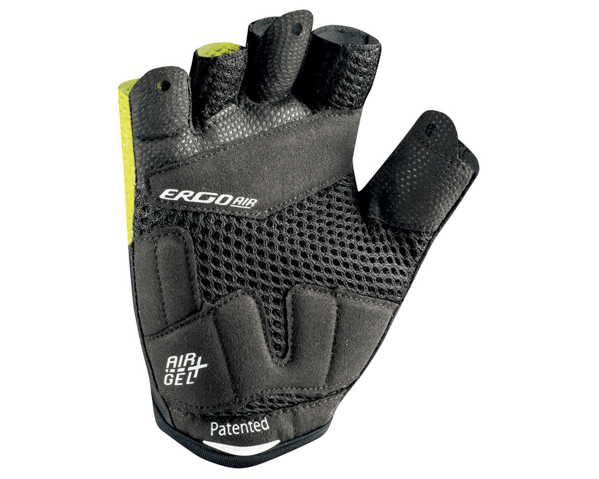 Louis Garneau Air Gel + Cycling Glove (Sulphur Spring) (M)