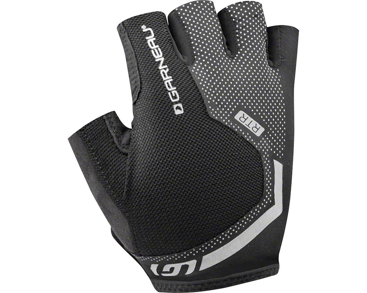 Louis Garneau Mondo Sprint Men's RTR Cycling Gloves (Black/Gray) (M)