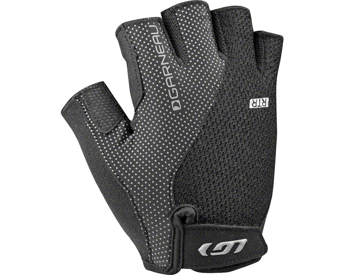 Louis Garneau Women's Air Gel + RTR Gloves (Black) (L)