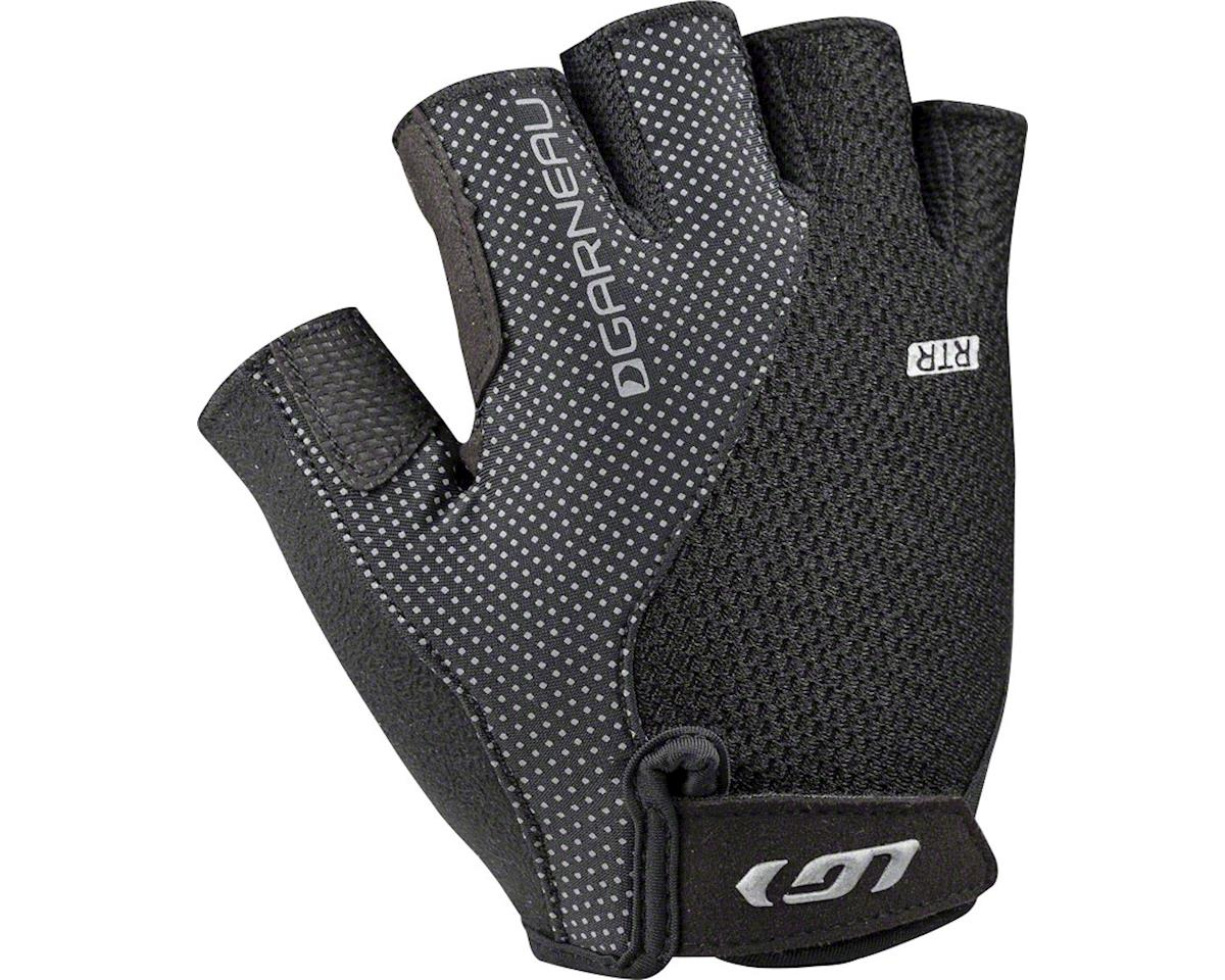 Louis Garneau Air Gel + RTR Men's Glove Black/Bright Yellow XL