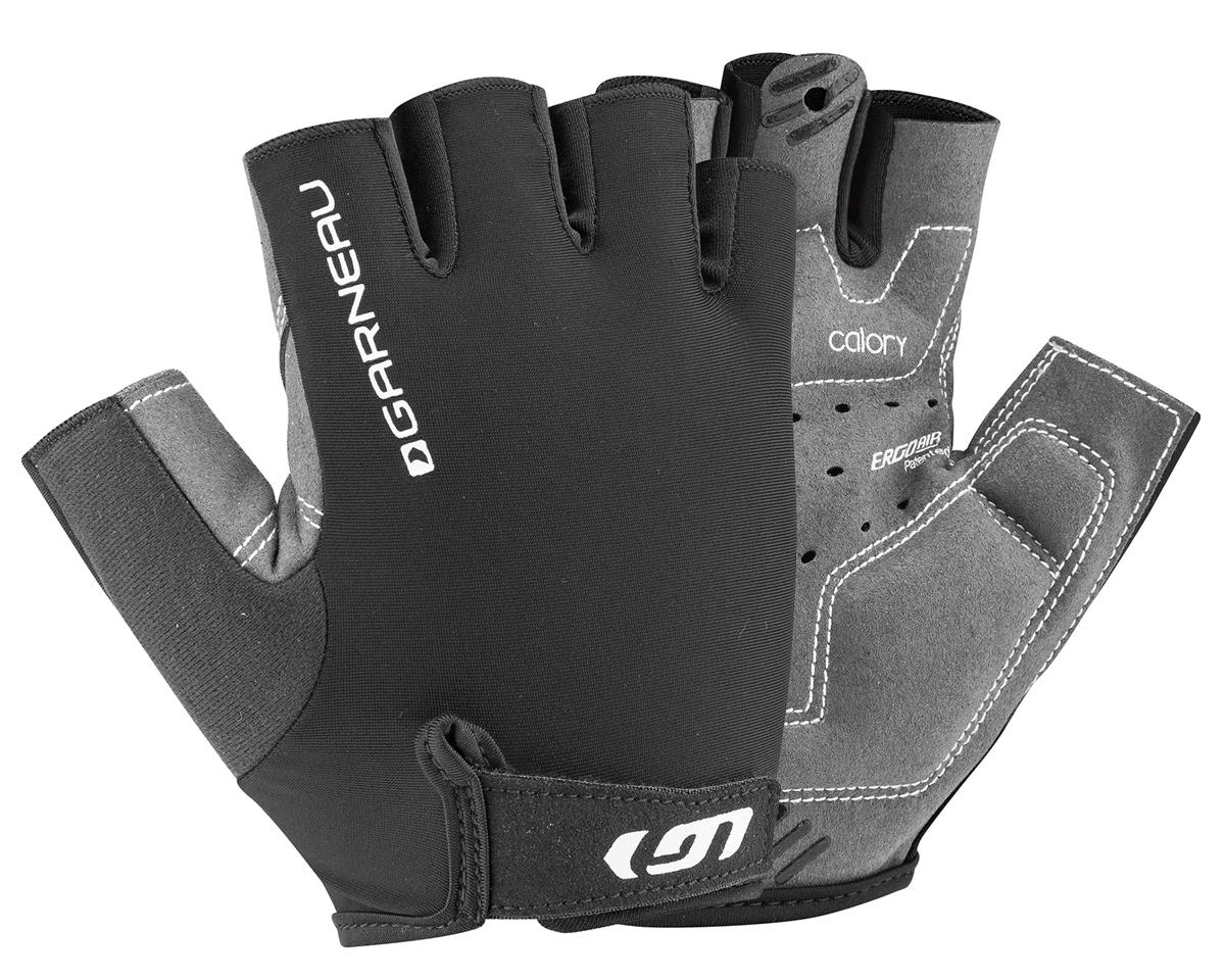 Louis Garneau Calory Men's Cycling Gloves (Black) (L)