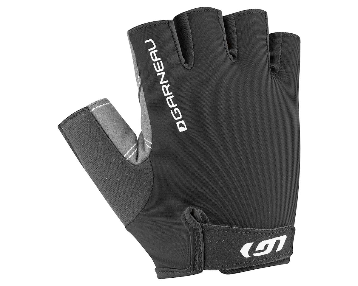 Louis Garneau Calory Men's Cycling Gloves (Black) (S)
