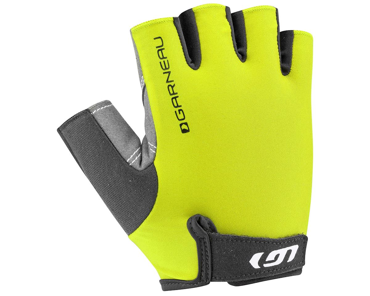 Louis Garneau Calory Men's Cycling Gloves (Yellow) (L)
