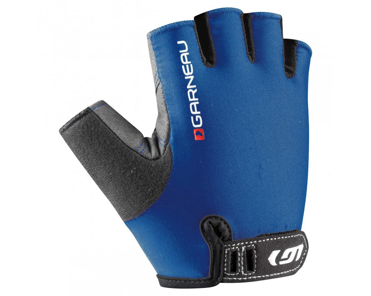 Louis Garneau Calory Men's Cycling Gloves (Blue) (L)