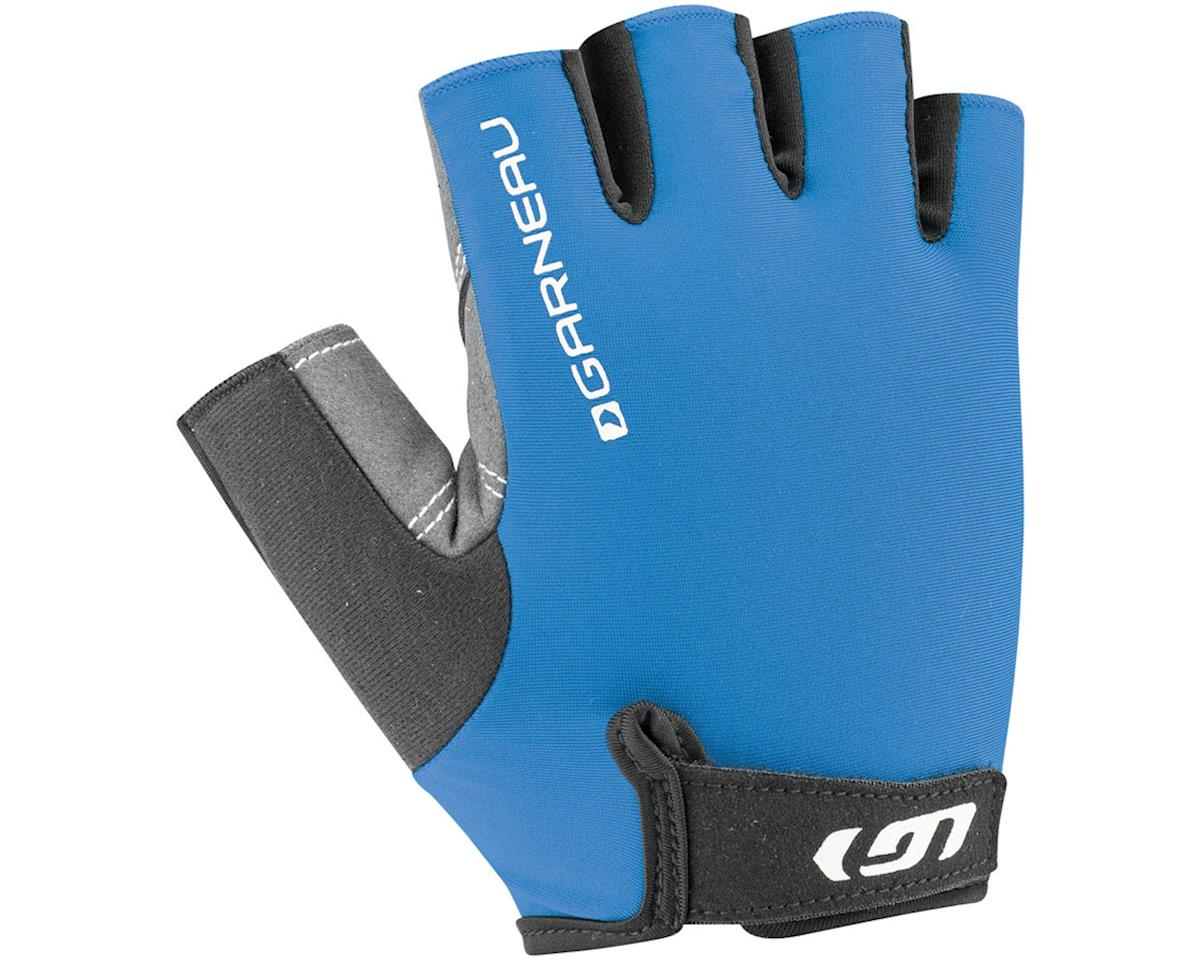 Louis Garneau Calory Men's Cycling Gloves (Blue) (S)