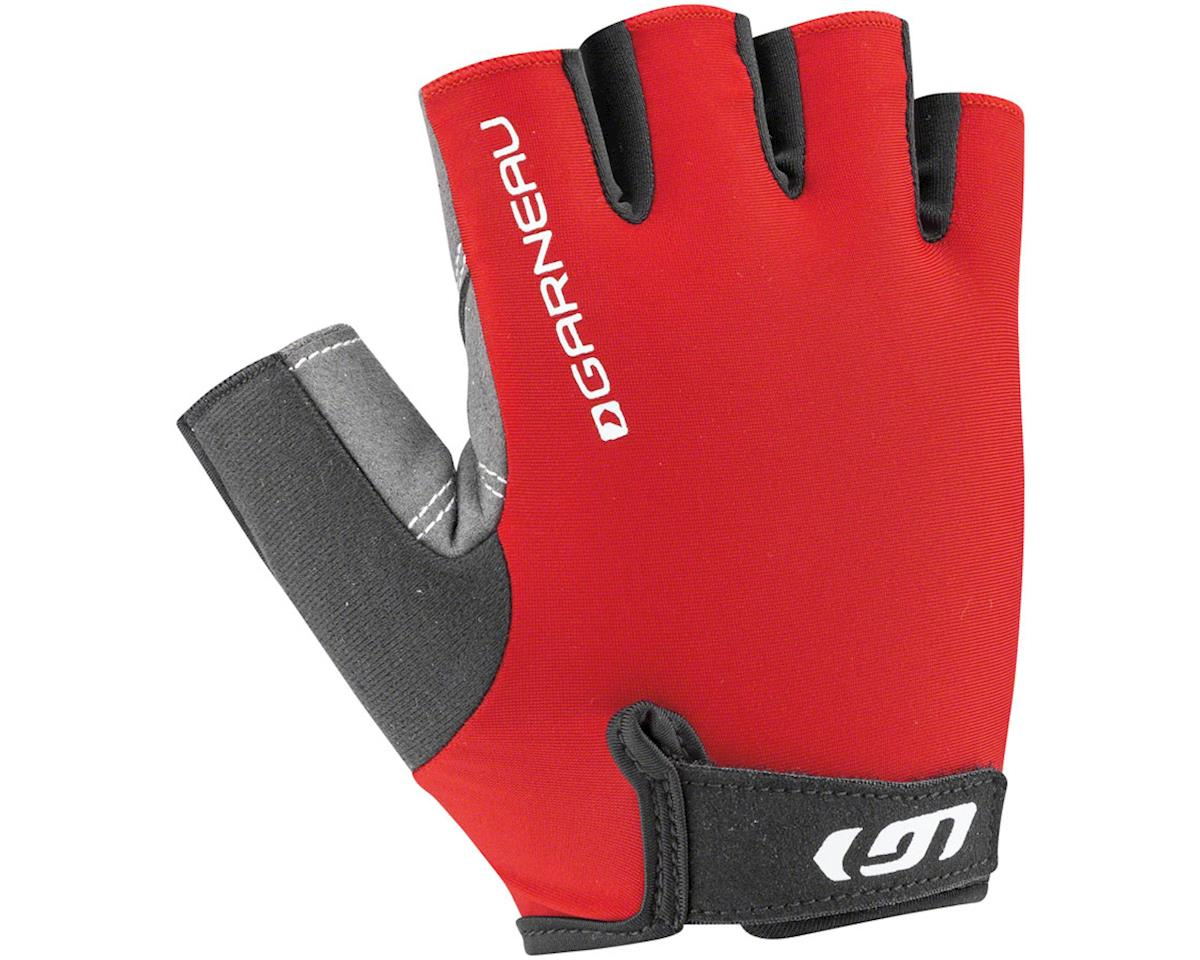 Louis Garneau Calory Men's Cycling Gloves (Red) (S)