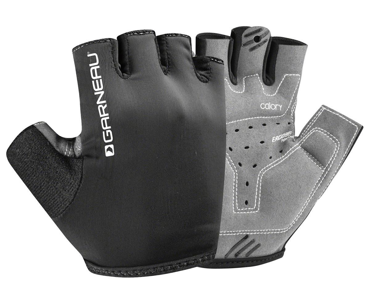 Louis Garneau JR Calory Youth Gloves (Black) (Kids L)