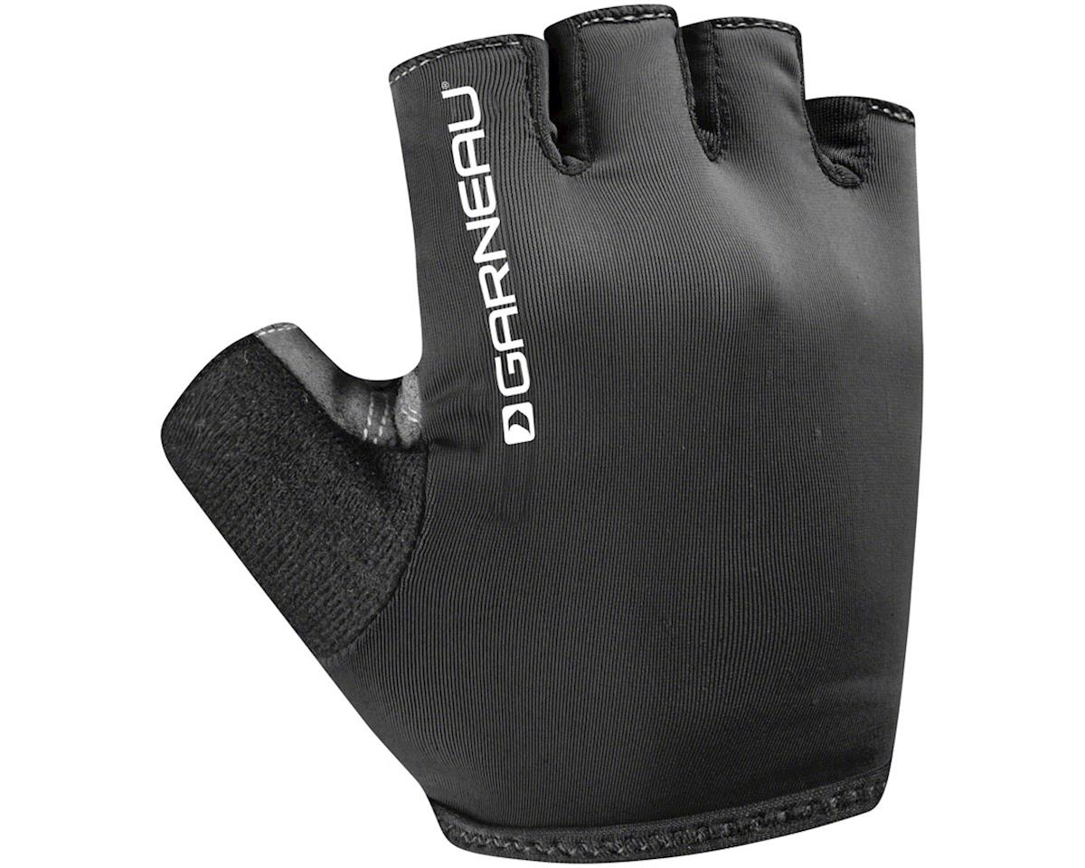 Louis Garneau JR Calory Youth Gloves (Black) (Kids M)