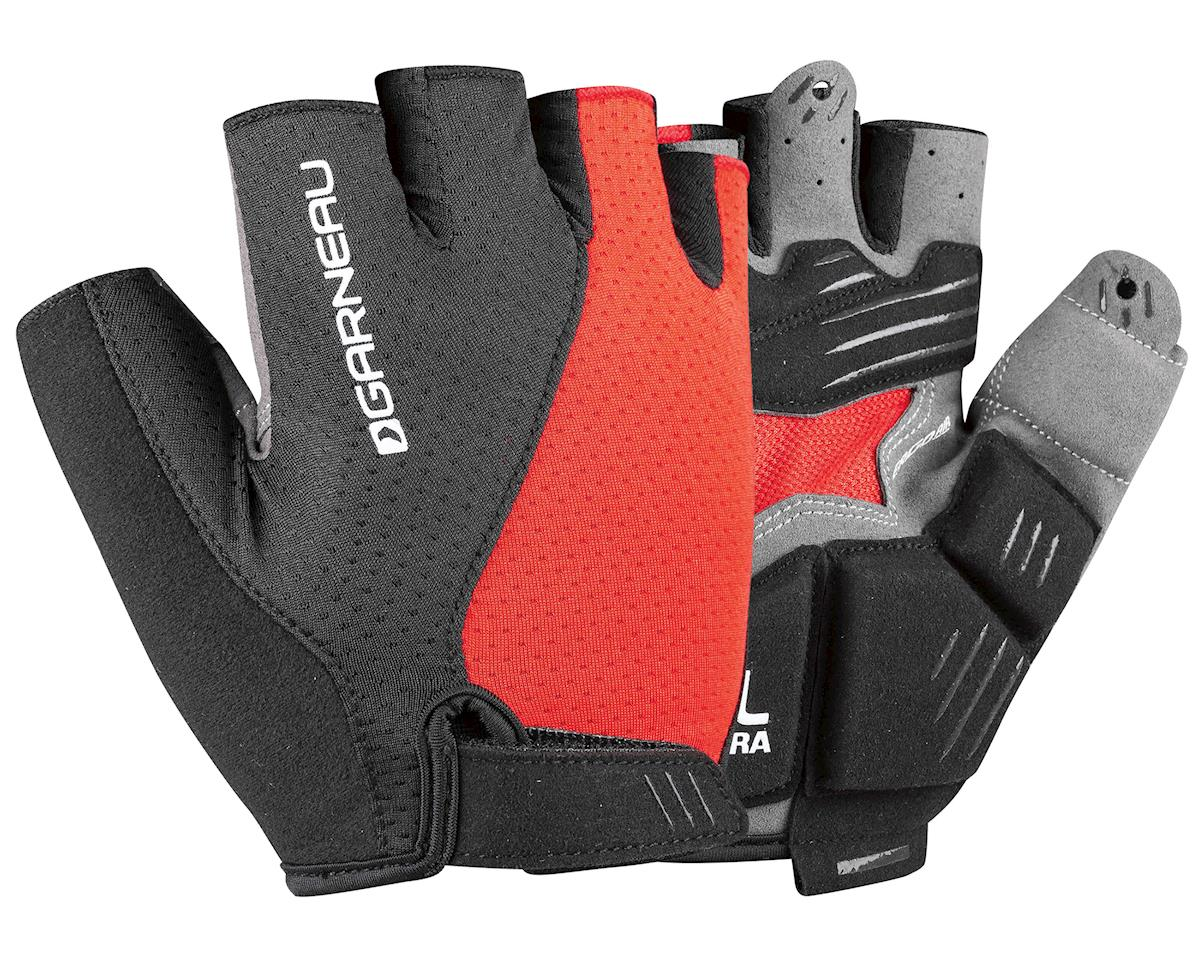 Louis Garneau Air Gel Ultra Gloves (Black/Red)