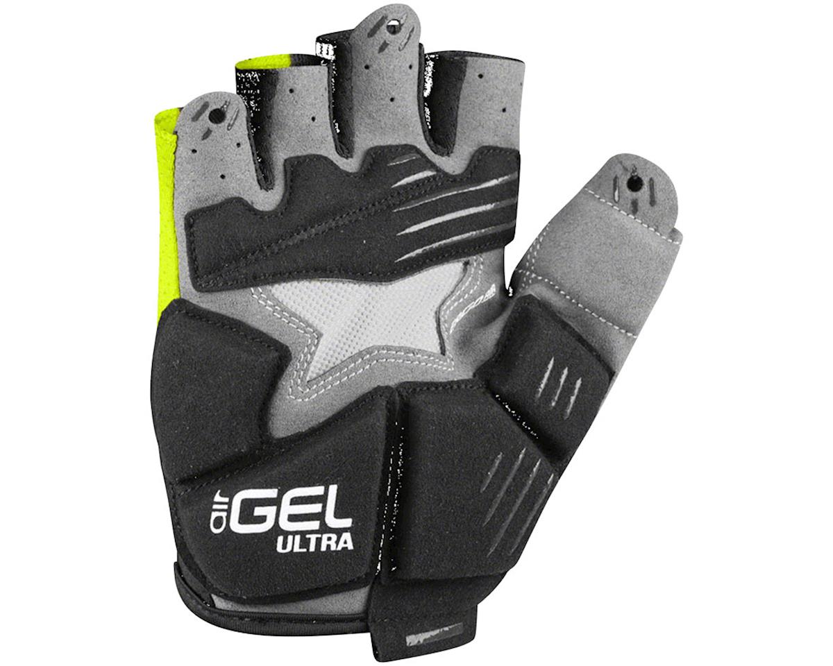 Louis Garneau Air Gel Ultra Gloves (Bright Yellow) (L)