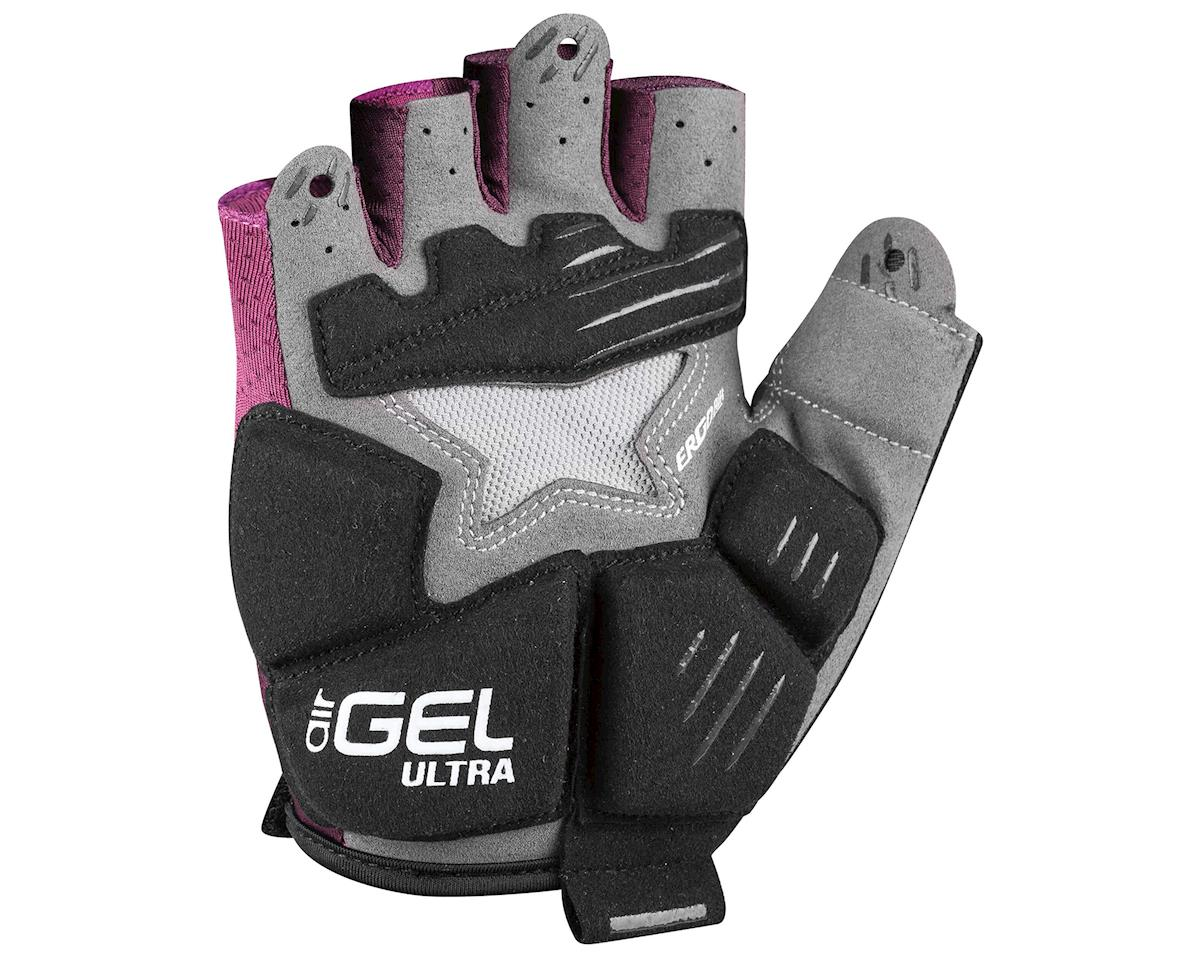 Image 2 for Louis Garneau Women's Air Gel Ultra Gloves (Magenta Purple) (M)