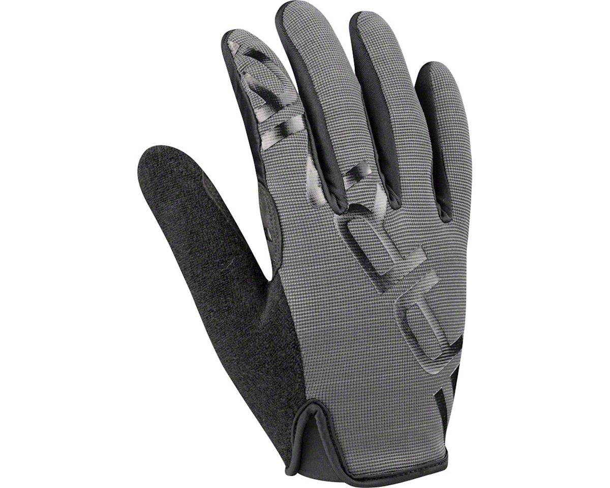 Louis Garneau Ditch Mountain Bike Gloves (Grey) (XL)