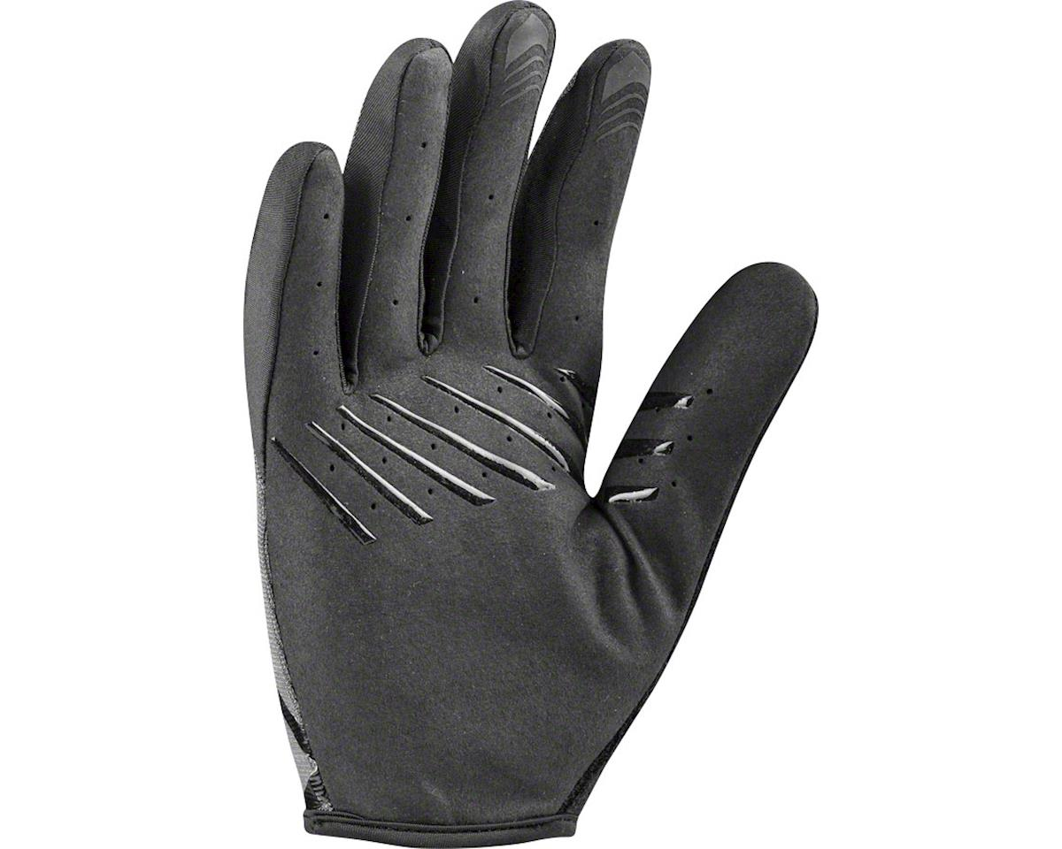 Louis Garneau Ditch Mountain Bike Gloves (Grey) (2XL)