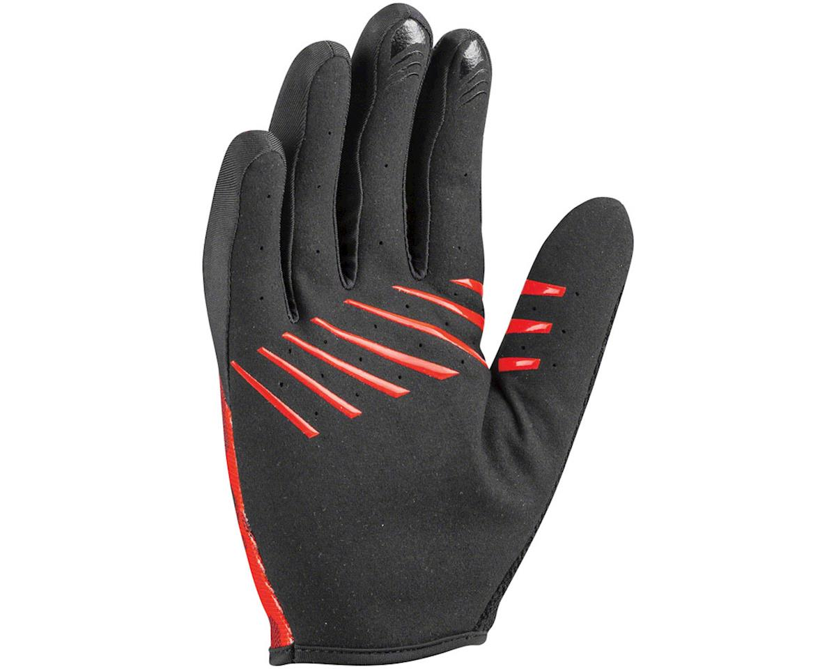 Louis Garneau Ditch Gloves (Red/Charcoal) (XL)